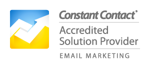 Constant Contact Accredited Solution Provider for Email Marketing
